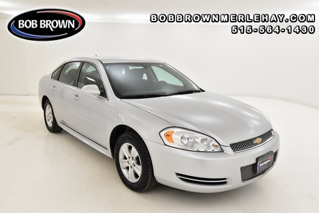 2015 Chevrolet Impala Limited LT  - W129865  - Bob Brown Merle Hay