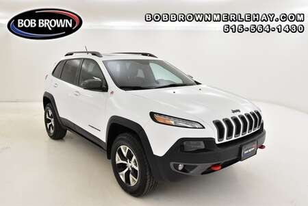 2015 Jeep Cherokee Trailhawk 4WD for Sale  - W140781A  - Bob Brown Merle Hay