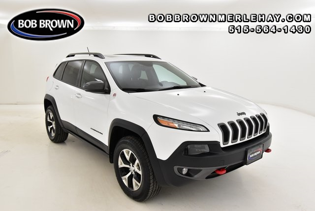 2015 Jeep Cherokee Trailhawk 4WD  - W140781A  - Bob Brown Merle Hay