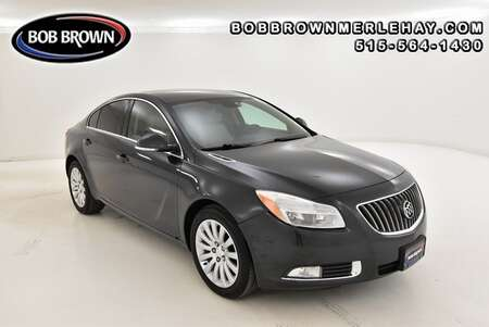 2012 Buick Regal 4 DOOR SEDAN for Sale  - W175608  - Bob Brown Merle Hay