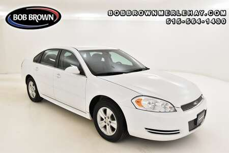 2015 Chevrolet Impala Limited LS for Sale  - W120112  - Bob Brown Merle Hay