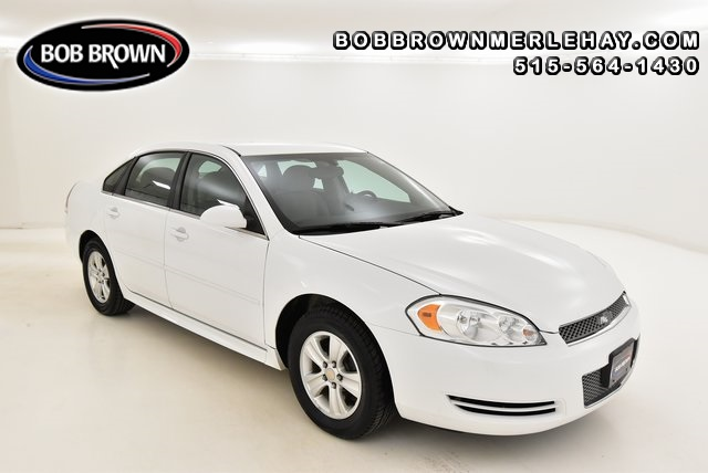 2015 Chevrolet Impala Limited LS  - W120112  - Bob Brown Merle Hay