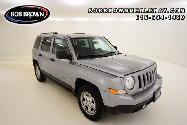2015 Jeep Patriot Sport  - W377832  - Bob Brown Merle Hay