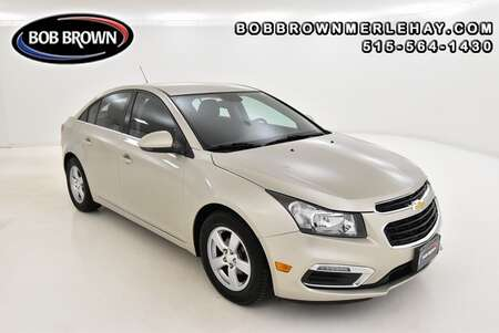 2016 Chevrolet Cruze Limited 1LT for Sale  - W125549  - Bob Brown Merle Hay