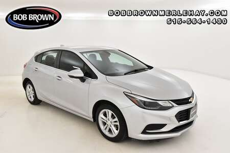 2018 Chevrolet Cruze LT for Sale  - W648305  - Bob Brown Merle Hay