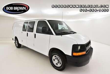 2016 Chevrolet Express Work Van for Sale  - W159034  - Bob Brown Merle Hay