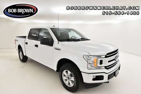 2018 Ford F-150 XLT 4WD SuperCrew for Sale  - WC55359  - Bob Brown Merle Hay