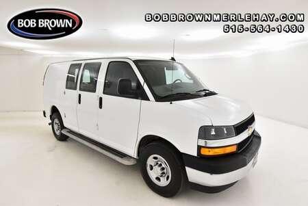 2020 Chevrolet Express Work Van for Sale  - W179839  - Bob Brown Merle Hay