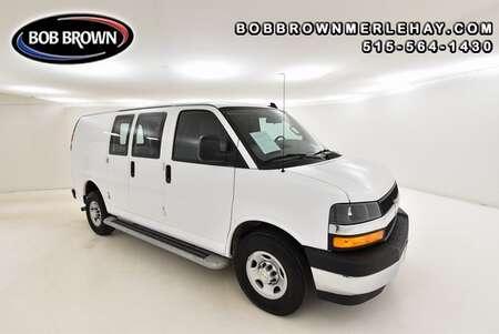 2020 Chevrolet Express Work Van for Sale  - W181283  - Bob Brown Merle Hay