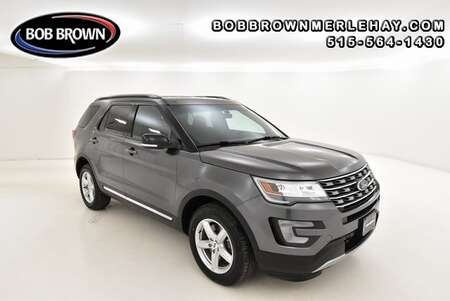 2017 Ford Explorer XLT 4WD for Sale  - WB06323  - Bob Brown Merle Hay