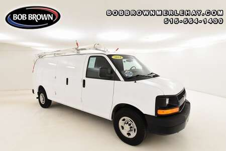 2014 Chevrolet Express EXTENDED for Sale  - W142254  - Bob Brown Merle Hay