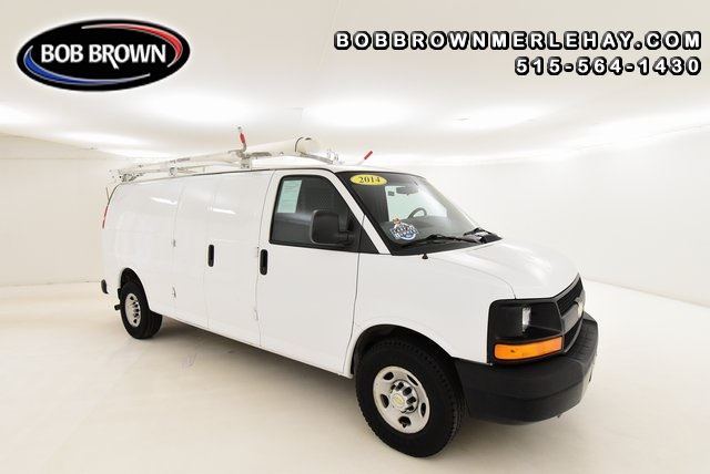 2014 Chevrolet Express EXTENDED  - W142254  - Bob Brown Merle Hay