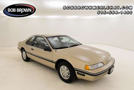 1990 Ford Thunderbird LX for Sale  - W102108  - Bob Brown Merle Hay