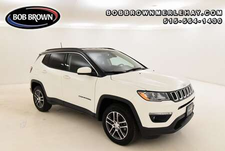 2018 Jeep Compass Latitude for Sale  - W164439A  - Bob Brown Merle Hay