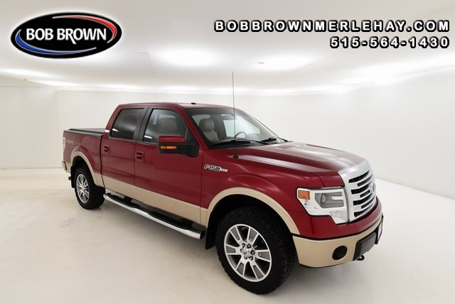 2014 Ford F-150 4WD SuperCrew  - WE00087  - Bob Brown Merle Hay
