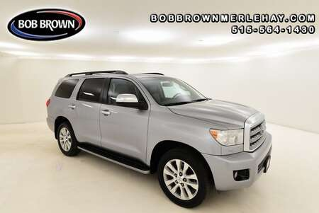 2012 Toyota Sequoia Limited 4WD for Sale  - W065626  - Bob Brown Merle Hay