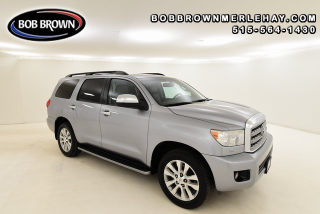 2012 Toyota Sequoia Limited 4WD  - W065626  - Bob Brown Merle Hay
