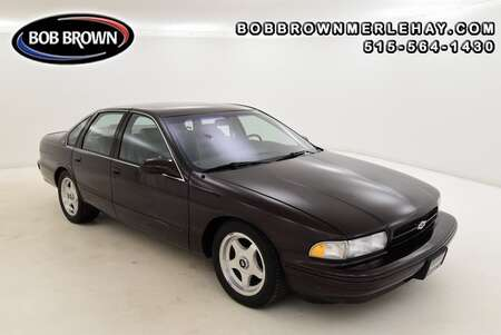 1996 Chevrolet Caprice Classic/Caprice Police/Taxi Pkgs/Impala SS SS for Sale  - W176001  - Bob Brown Merle Hay