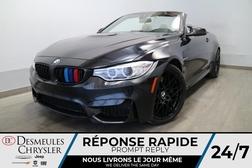 2016 BMW M4 DECAPO TOIT DURE * NAVIGATION * CAMERA DE RECUL *  - DC-S2699  - Blainville Chrysler