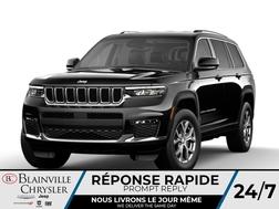 2021 Jeep Grand Cherokee L Limited * RÉSERVEZ-LE *  - BC-C A3038220  - Blainville Chrysler