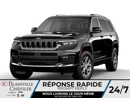 2021 Jeep Grand Cherokee L Limited * RÉSERVEZ-LE * for Sale  - BC-C A3038220  - Blainville Chrysler