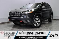 2016 Jeep Cherokee Trailhawk + uconnect + bancs et volant chauff  - DC-L1992  - Blainville Chrysler