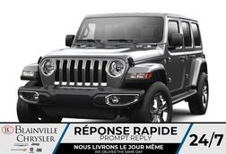 2021 Jeep Wrangler Unlimited Sahara 80e Anniversaire * RÉSERVEZ-LE *  - BC-C 47500343  - Blainville Chrysler