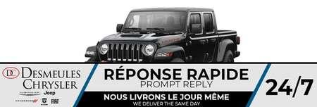 2021 Jeep Gladiator Mojave Mojave V6 * RÉSERVEZ-LE * for Sale  - DC-C616462  - Blainville Chrysler