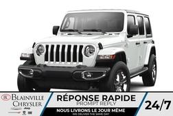 2021 Jeep Wrangler Unlimited Sahara 80e Anniversaire *  - BC-C 47500338  - Blainville Chrysler
