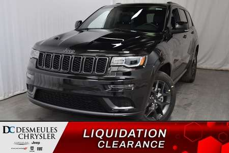 2019 Jeep Grand Cherokee Limited + BANCS CHAUFF + NAVIG *135$/SEM for Sale  - DC-90735  - Desmeules Chrysler