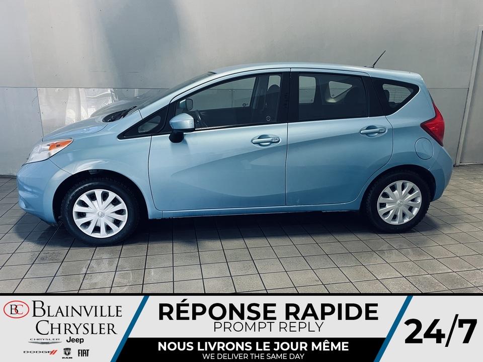 2015 Nissan Versa Note  - Blainville Chrysler