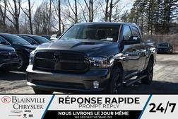 2020 Ram 1500 NIGTH EDITION * CREW CAB *  RAPRORT 3,92 *  - BC-20181  - Desmeules Chrysler