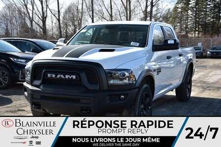 2020 Ram 1500 Warlock *CONSOLE PLANCHER * ENSEMBLE REMORQUE for Sale  - BC-20183  - Blainville Chrysler