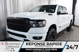 2020 Ram 1500 Big Horn * NIGHT EDITION * HITCH * BANCS CHAUFF *  - BC-20200  - Desmeules Chrysler