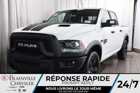 2020 Ram 1500 Warlock * TOIT OUVRANT * HITCH * BANCS CHAUFF * for Sale  - BC-20205  - Blainville Chrysler
