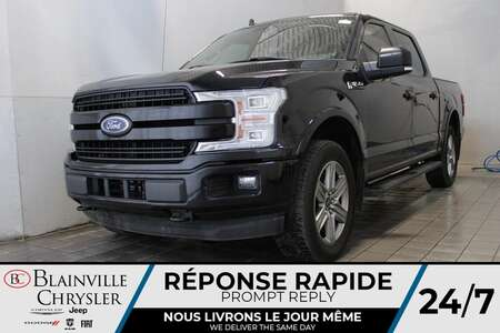 2019 Ford F-150 LARIAT * ECOBOOST * BTE COURTE * CUIR CHAUF./ VENT for Sale  - BC-A2414  - Blainville Chrysler