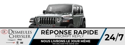 2021 Jeep Wrangler Unlimited Rubicon  - DC-C797668  - Desmeules Chrysler