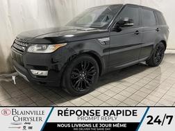 2017 Land Rover Range Rover HSE DIESEL * GPS * TOIT PANO * 4 SIEGES CHAUFFANTS  - BC-P1948  - Blainville Chrysler