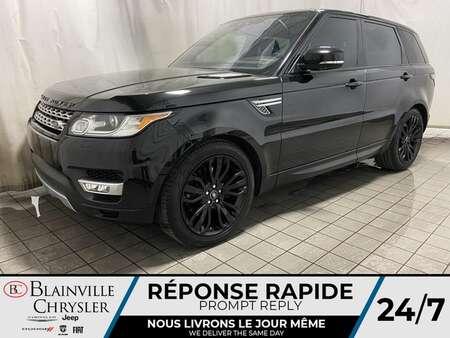 2017 Land Rover Range Rover HSE DIESEL * GPS * TOIT PANO * 4 SIEGES CHAUFFANTS for Sale  - BC-P1948  - Blainville Chrysler