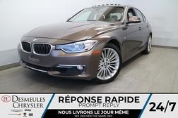 2013 BMW 3 Series 328i xDrive AWD * TOIT OUVRANT * CUIR BRUN *  - DC-U2772  - Desmeules Chrysler