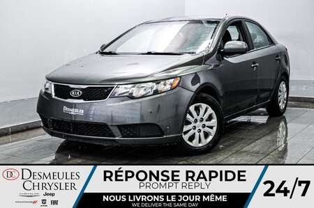 2013 Kia FORTE LX * A/C * BLUETOOTH * CRUISE * GROUPE ELECTRIQUE for Sale  - DC-20786A  - Desmeules Chrysler