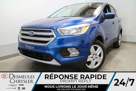 2017 Ford Escape SE 4WD * CAMERA DE RECUL* SIEGES CHAUFFANTS * for Sale  - DC-21420A  - Desmeules Chrysler