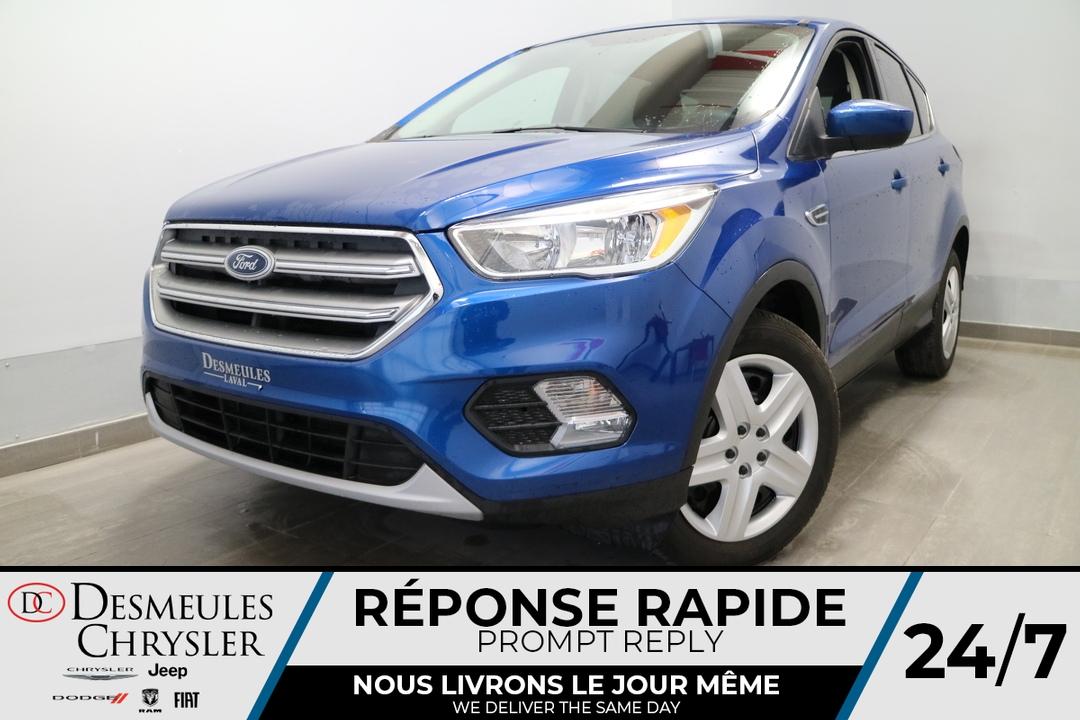 2017 Ford Escape  - Blainville Chrysler