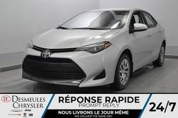 2019 Toyota Corolla LE * CAM RECUL * SIEGES CHAUFFANTS * BLUETOOTH  - DC-U2346  - Blainville Chrysler