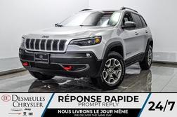 2020 Jeep Cherokee Trailhawk 4x4 AUTOMATIQUE * A/C * CAM DE RECUL *  - DC-U2397  - Blainville Chrysler