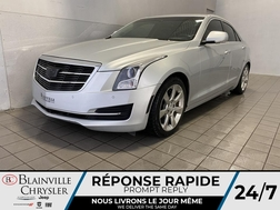 2015 Cadillac ATS Luxury AWD * TOIT OUVRANT * CAM RECUL *  - BC-P2106  - Desmeules Chrysler