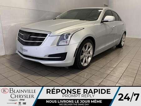 2015 Cadillac ATS Luxury AWD * TOIT OUVRANT * CAM RECUL * for Sale  - BC-P2106  - Blainville Chrysler