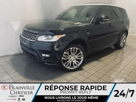 2014 Land Rover Range Rover Autobiography 4WD * CRUISE * TOIT PANO * WOW* for Sale  - BC-P2198  - Blainville Chrysler