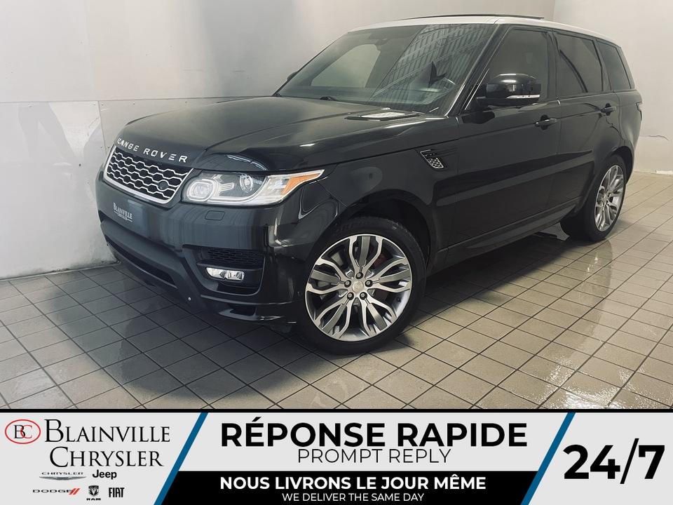 2014 Land Rover Range Rover  - Blainville Chrysler