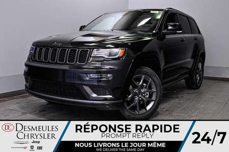 2019 Jeep Grand Cherokee Limited X + TOIT OUV + BANCS CHAUFF 141$/SEM for Sale  - DC-90458  - Desmeules Chrysler